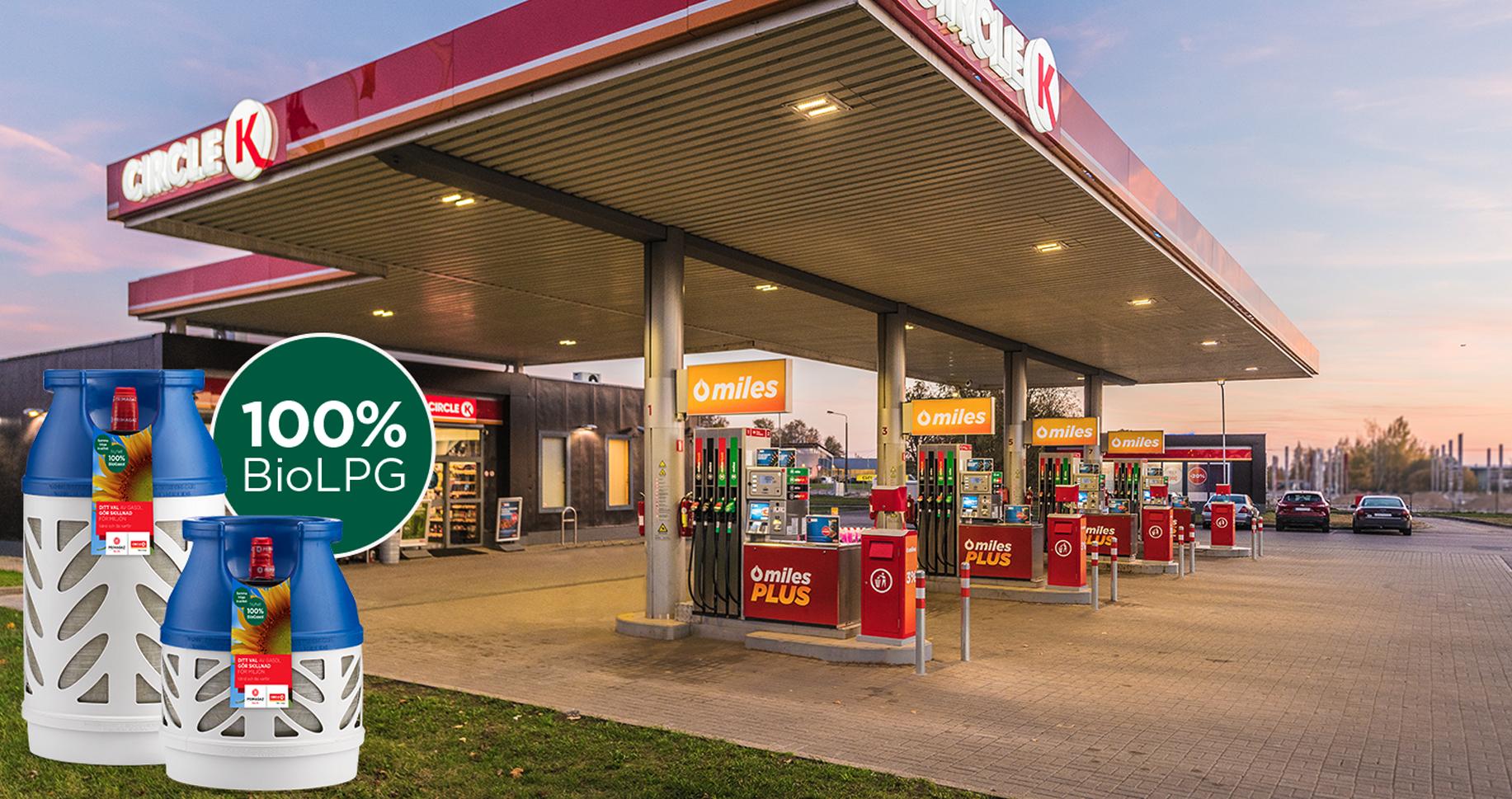 Circle K gas station