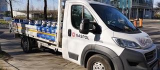 Truck from Gaspol