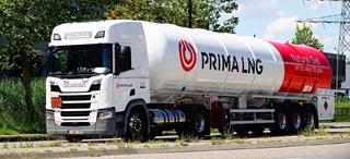 Truck Prima LNG