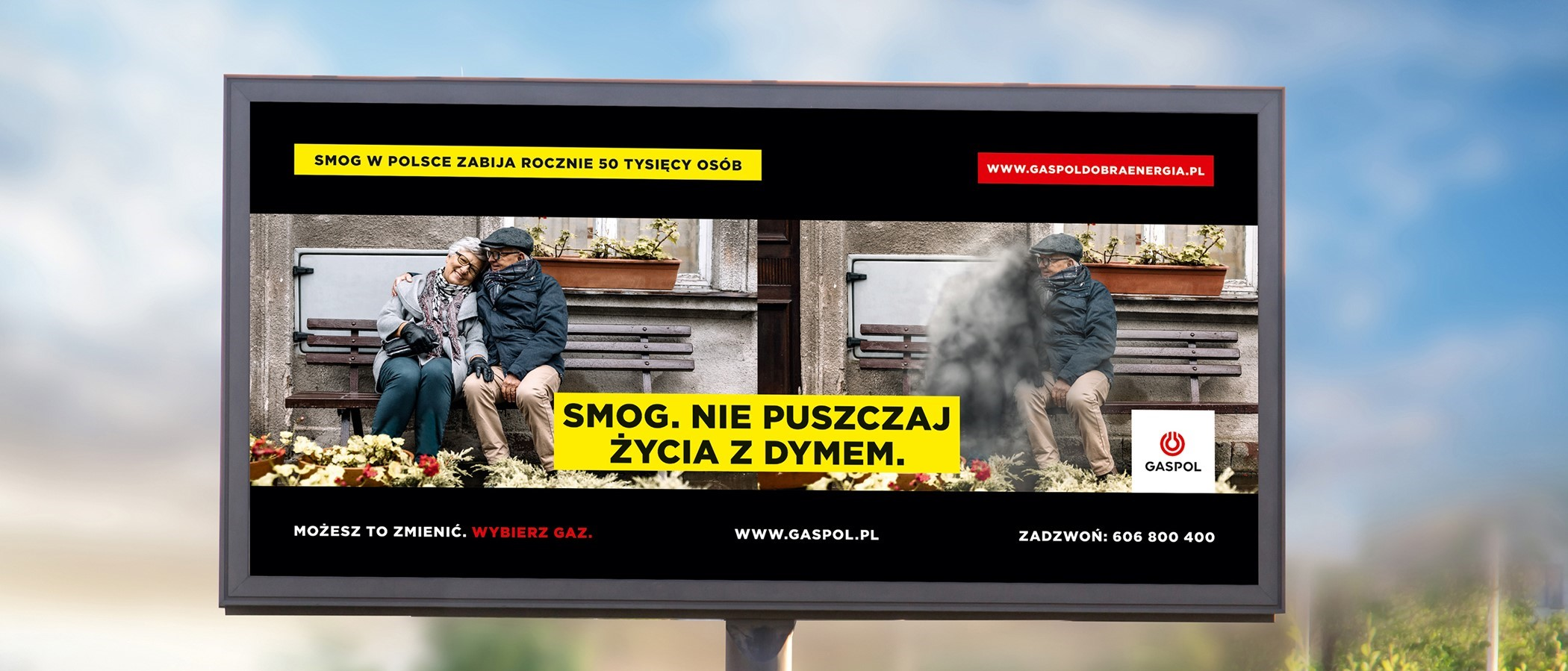 Gaspol runs a successful anti-smog campaign in Poland