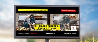 Gaspol runs a successful anti-smog campaign in Poland