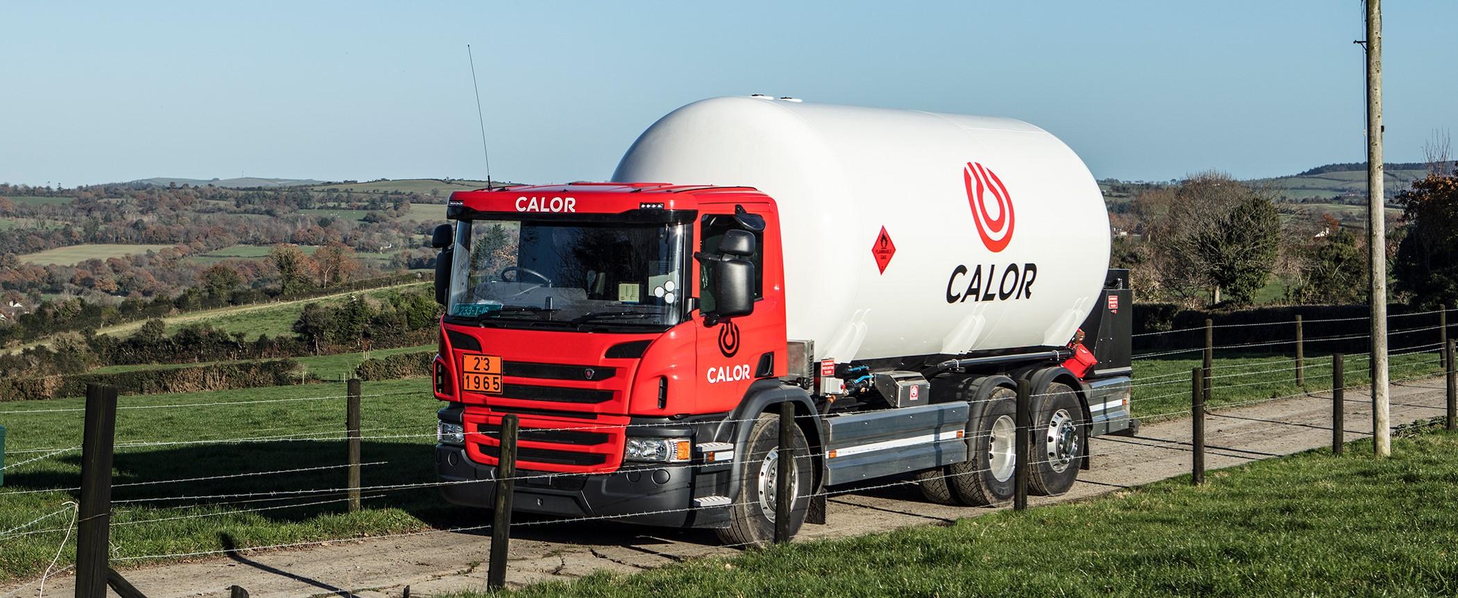 Calor Ireland  improving operations efficiencycut