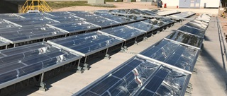 62 Turkey reducing plant emissions through solar powercut