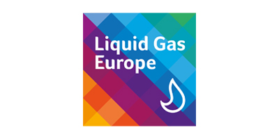 Liquid Gas Europe logo