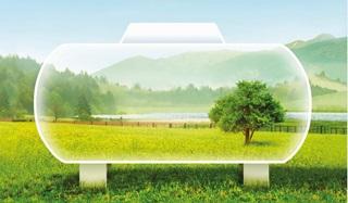 Transparent Tank rDME LPG