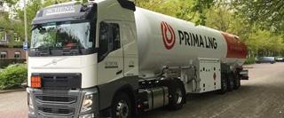 PrimaLNG truck